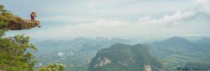 Krabi, Provint in Thailand. entdecken