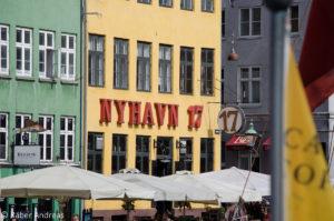 Nyhavn Copenhagen, zentraler Hafen in der dänischen Hauptstadt