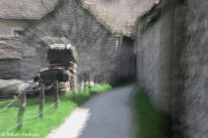 Malerisches Tessin - Fototrick