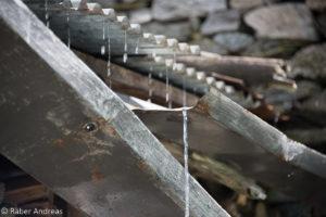 Es regnet in Rasa