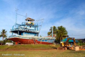 Thailand, Khao Lak, Geschichte und Schönheit entdecken