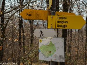 Wanderferien im Kanton Tessin, das Malcantone entdecken.